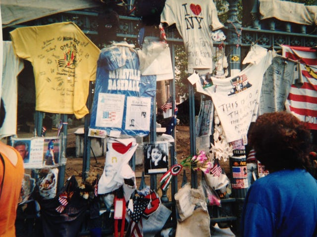 285 Fulton Street, New York, New York, Summer 2002