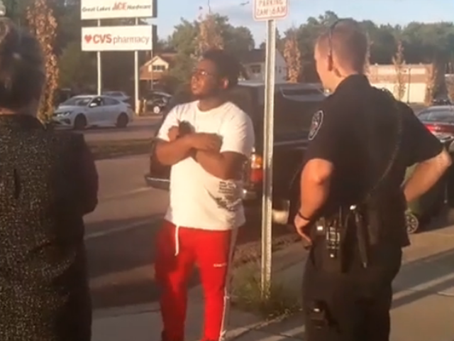 #LookingWhileBlack: Police Stop, Question Black Man for 'Looking Suspiciously' at a White Woman