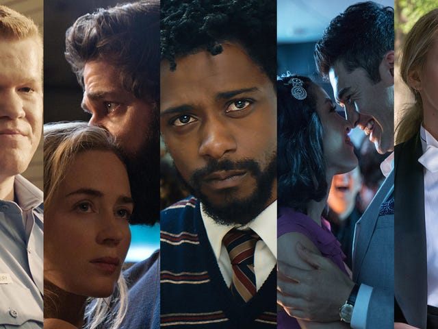 The Original Movies of 2018 That Deserve to Be In Your Collection