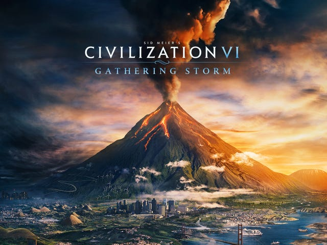Gathering Storm Expansion Brings Climate Change To Civilization VI February 14