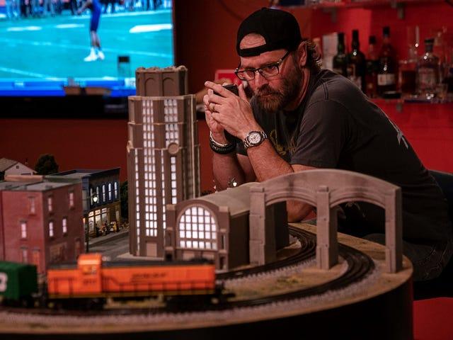 Big Little Lies shelled out $30,000 for Gordon's fancy train set
