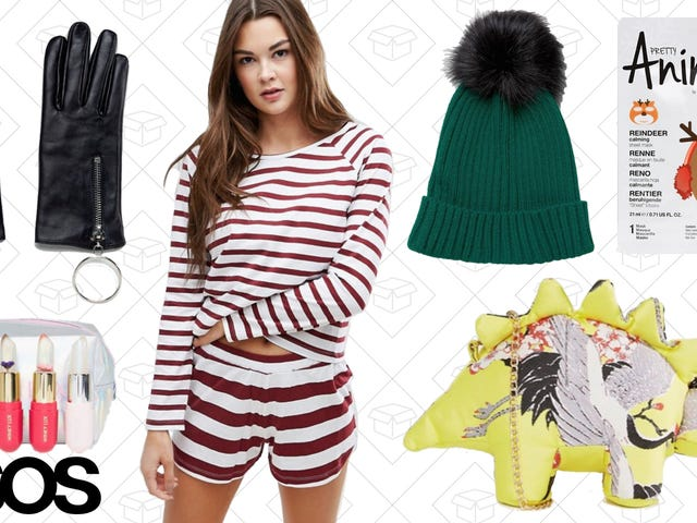 ASOS Has All Your Gifts Figured Out And They're All 30% Off