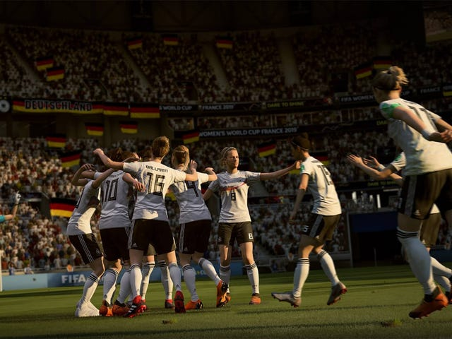 The Women's World Cup Video Game Experience Is Sadly Half-Assed
