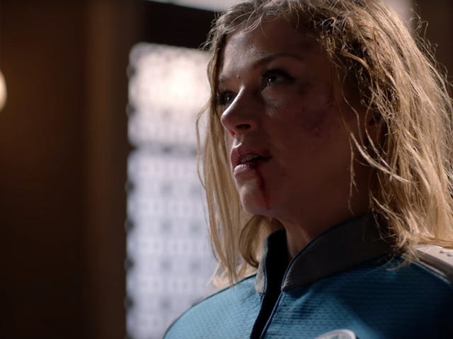 After a promising episode, The Orville slips back into mediocrity