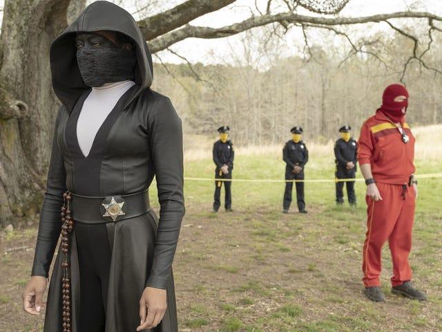 Alt hvad du har brug for at vide for at se den nye Watchmen-serie