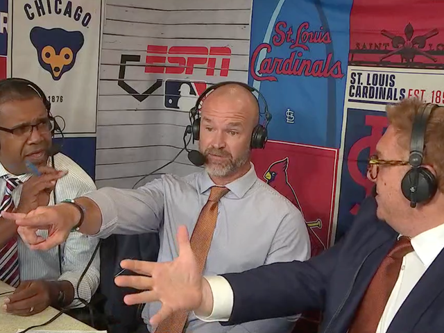 ESPN Baseball Broadcast Derailed By Unbearable Argument Over Lineup Optimization