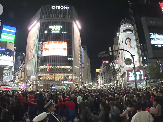 Halloween In Tokyo Descends Into Chaos, Clean-Ups And Arrests [Updated]