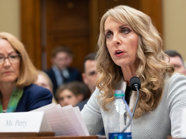 Leaders From Gymnastics And The USOC Sat Down For A Congressional Grilling