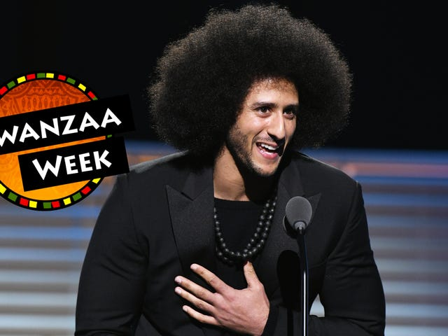 Habari Gani?! Nia! Colin Kaepernick Embodied Purpose in 2017