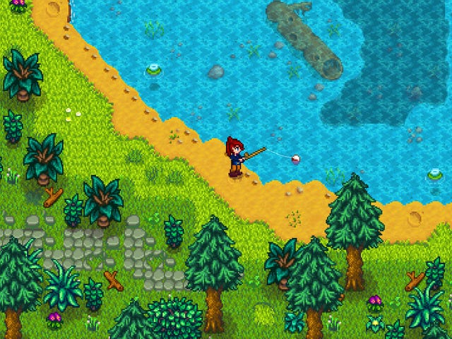 Stardew Valley Is The Perfect Hangover Game
