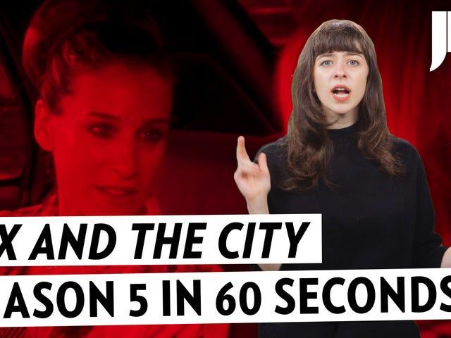 <i>Sex and the City </i>Season 5, Explained