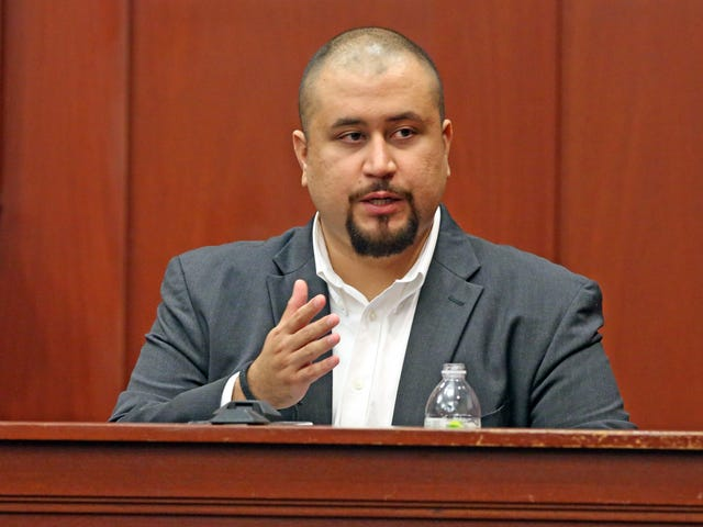 Why Won't George Zimmerman Just Go Away?