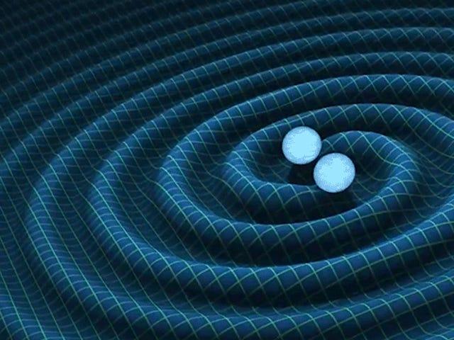 Saintis Gelombang Gravitational Menang $ 3 Juta Untuk Menjadi Awesome