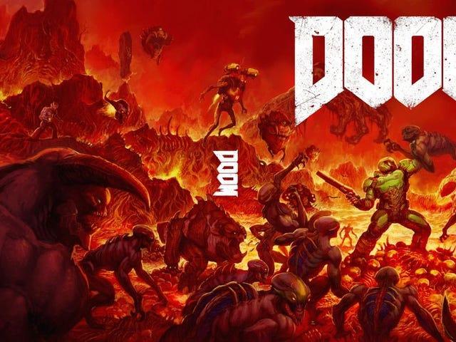 ฉันชอบสิ่งที่เกิดขึ้นกับกล่องศิลปะ <i>Doom's</i>