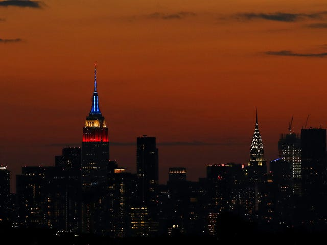 NYC Just Passed a World-First Law to Tackle Its Biggest Source of Climate Pollution