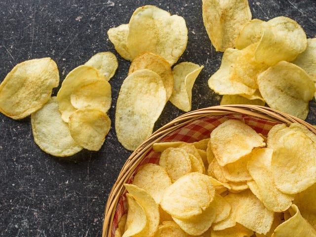 Kan du kun spise uønsket mad, så du bliver blind?