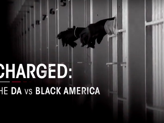 Charged: The DA vs. Black America and the Mass-Incarceration Movement