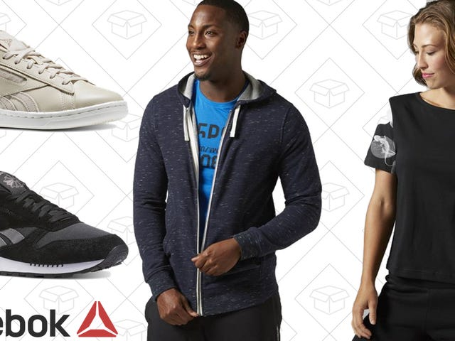 """<a href=""""https://kinjadeals.theinventory.com/all-your-activewear-needs-are-40-off-at-the-reebok-out-1792863014"""" data-id="""""""" onClick=""""window.ga('send', 'event', 'Permalink page click', 'Permalink page click - post header', 'standard');"""">All Your Activewear Needs Are 40% Off at The Reebok Outlet</a>"""