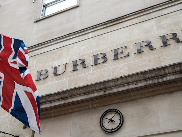 Burberry Burning? British Retailer Reportedly Torched Over $33 Million of Unsold Merchandise