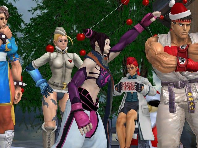 Thể thao điện tử cuối tuần - Đăng Giáng sinh thất bại
