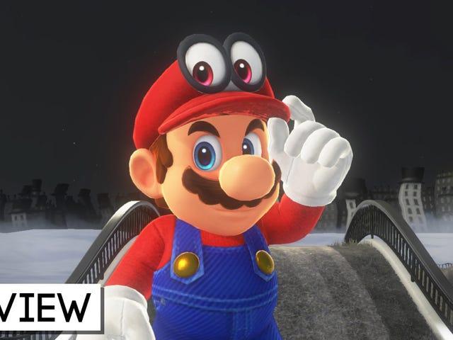 Super Mario Odyssey: The Kotaku Review