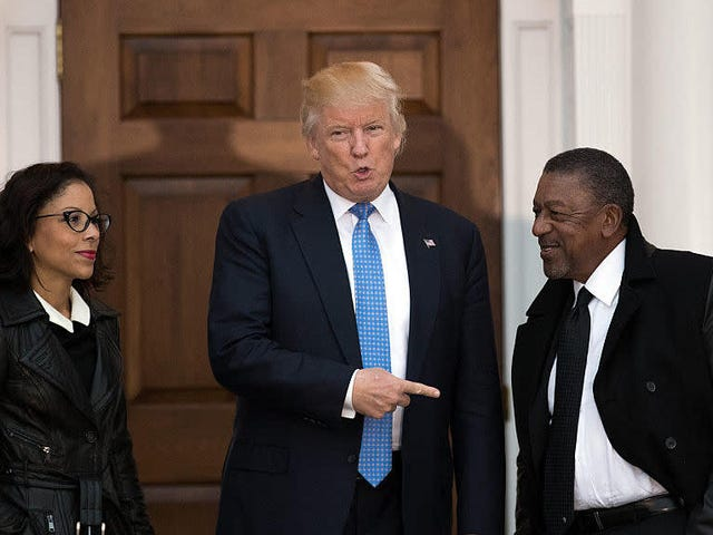 Robert Johnson of BET Fame Still Got Love for Donald Trump While Saying of Democrats: Y'all Moving Too Far, Too Fast [Corrected]