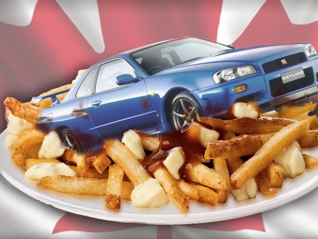 Orada Taşılacaksak Kanada'da Sürüş Yapacağımız Otomobiller
