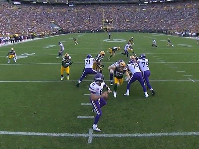Una penosa cazzata Let The Vikings Tie The Packers [Aggiornamento]