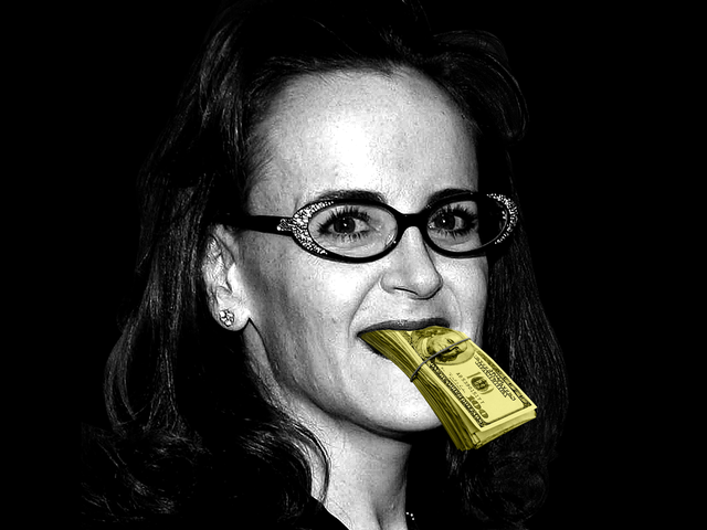 Rebekah Mercer Is Full of Shit