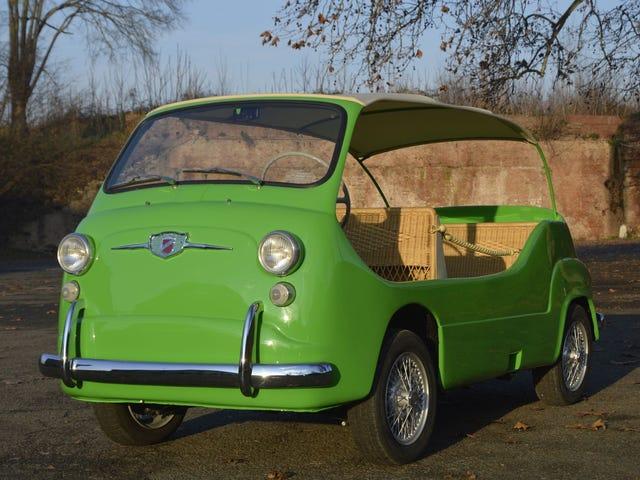 The 1961 Moretti Multipa Patio Set
