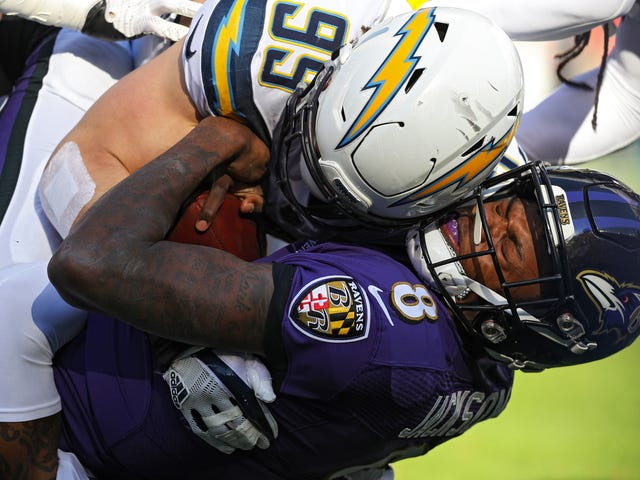 "The Chargers Smothered The Ravens With An ""Insane"" Game Plan"