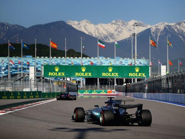 Storbritannia ønsker å vite om F1s $ 5 millioner betaling til FIA overtrådt bestikkelsesloven