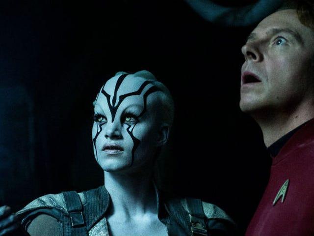 Γιατί η κόλαση δεν ακούμε περισσότερα για το <i>Star Trek Beyond</i> ;