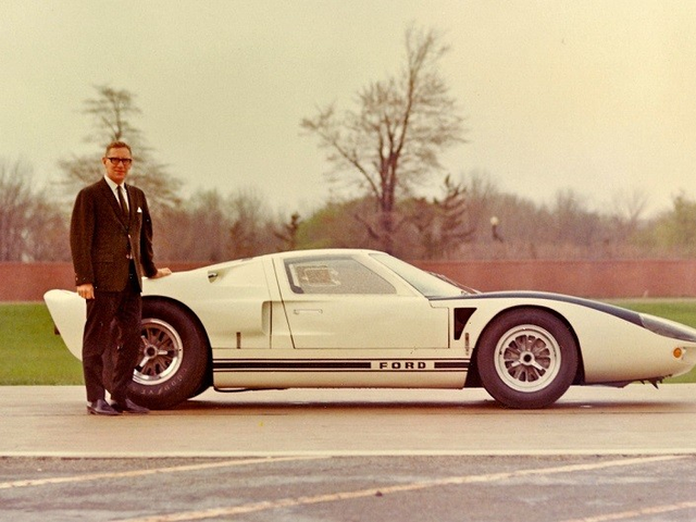 Ford GT και Jeep Cherokee Μηχανική θρύλος Roy Lunn πεθαίνει στο 92