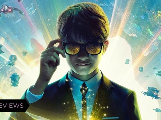 Artemis Fowl Is a Flashy Fairytale About a Magically Militarized Police Force