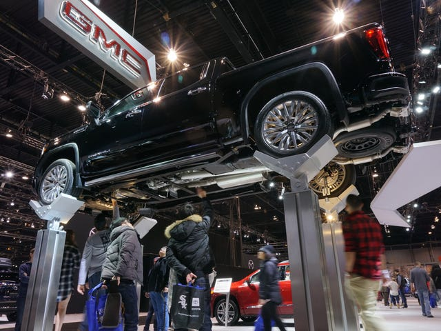 2019 Chicago Auto Show: Hvorfor det, og Auto Shows, Still Matter