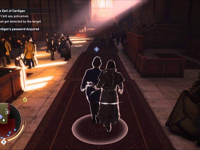 좋은 <i>Monkey Island</i> 참조, <i>Assassin's Creed</i>