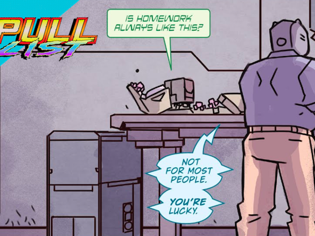 The Heroes of This Week's Best New Comics Are Complicated Dads