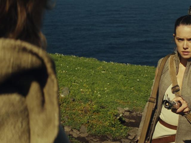 Asílucelaversiónjovende Luke Skywalker que iba a aparecer en Star Wars:The Force Awakens