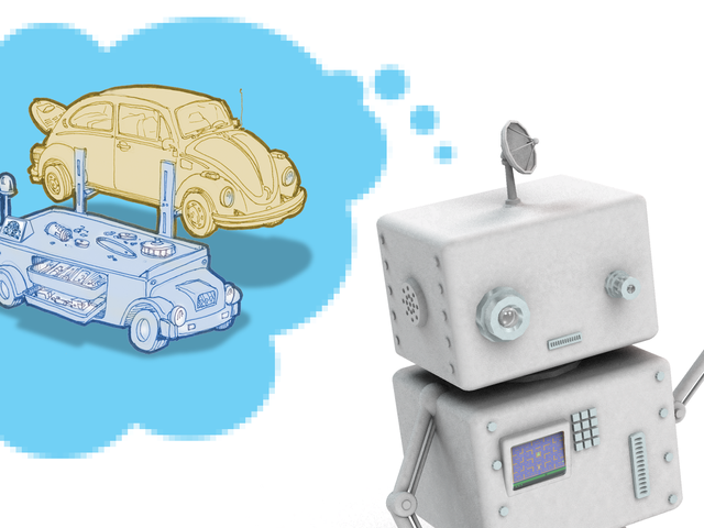 Here's One Way Autonomous Vehicles Could Make Owning Old Cars Better