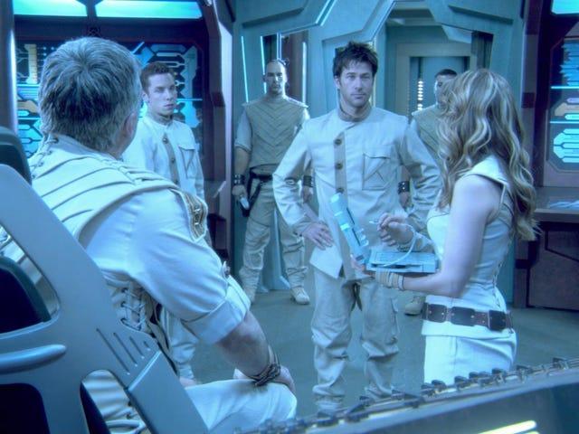स्टारगेट: अटलांटिस रिवैच - सीजन 2, एपिसोड 9 Aurora और एपिसोड 12 Epiphany