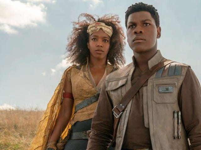 New Rise of Skywalker Images Have Arrived Along With a Curious Tidbit About 'Ancient' Star Wars