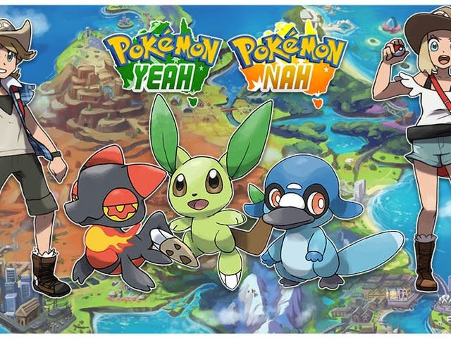 Un juego de Pokémon australiano sería increíble