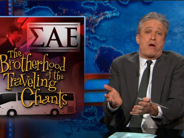 """Jon Stewart: Morning Joe """"Rap aiheuttaa rasismin"""" teoria oli typerä kuin helvetin"""