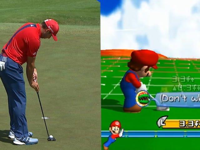 """""""Είναι-A Me! Mario!"""""""