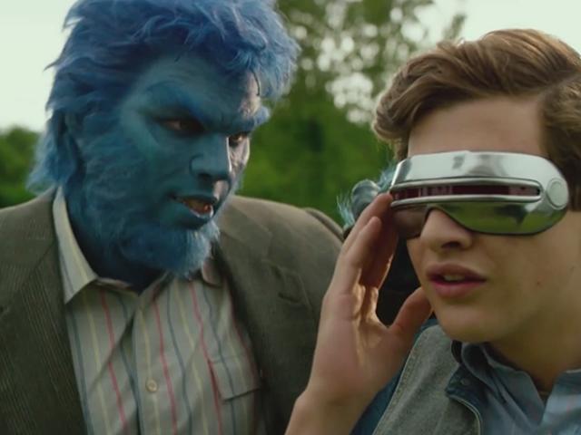 X-Men: ApocalypseDeleted Scene Shows How Cyclops Got His Visor (and His Name)