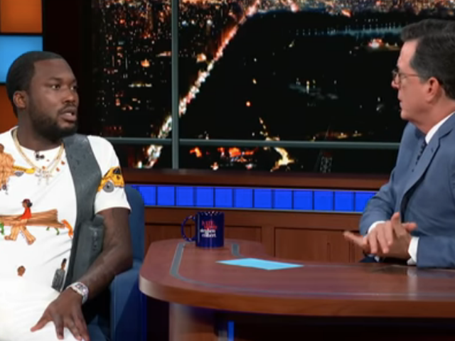 Meek Mill tells Stephen Colbert about emerging from his probation hell to a Jay-Z record deal