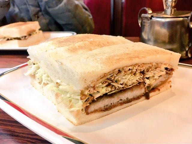 The Best Sandwiches Japan Has To Offer