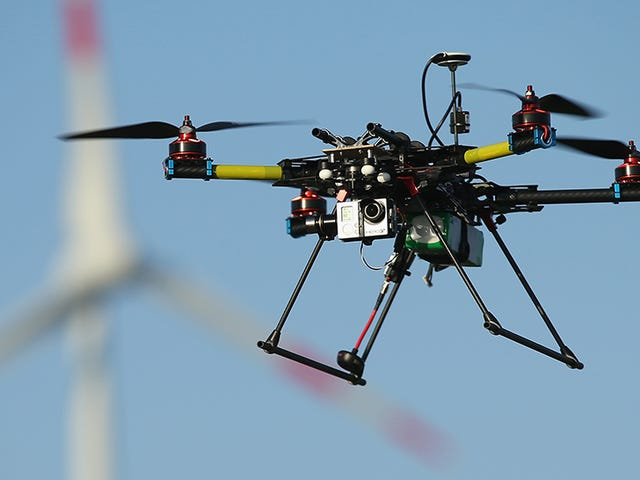 UK Testing Out Drone Army to Beef Up Its Already Insane Surveillance State