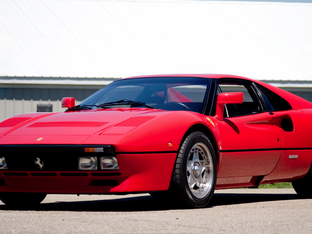 '85 Ferrari 288 GTO